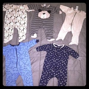 3-6 mo sleep & play lot
